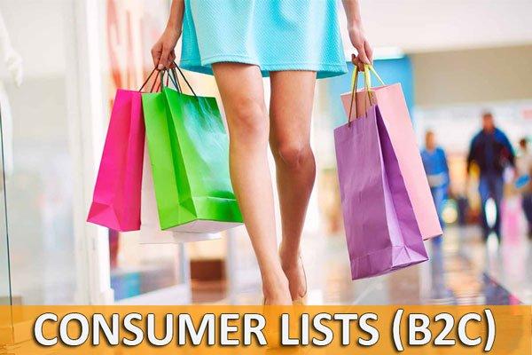 Consumer Lists (B2C)