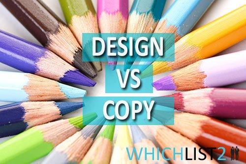 Design vs Copy - Direct Marketing & Email Tips