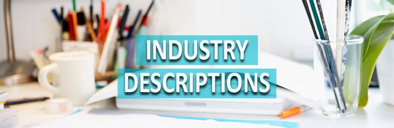 Industry Desccriptions