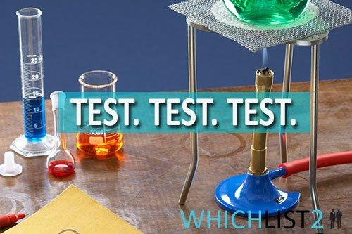 Test. Test. Test